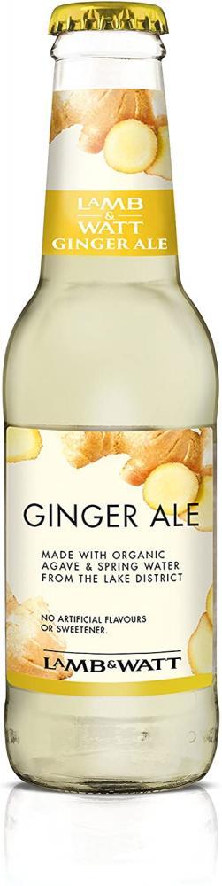 Lamb and Watt Ginger Ale 200ml