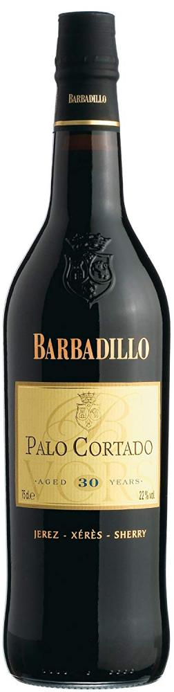 Barbadillo Polo Cortado 30 Years Old Sherry 750ml
