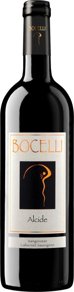 Bocelli Alcide Sangiovese Cabernet Sauvignon 75cl
