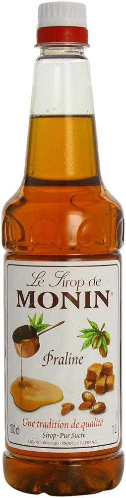 Monin Premium Praline Syrup 1 L