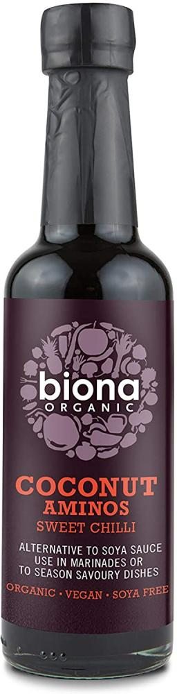 Biona Organic Coconut Aminos Sweet Chilli 250ml