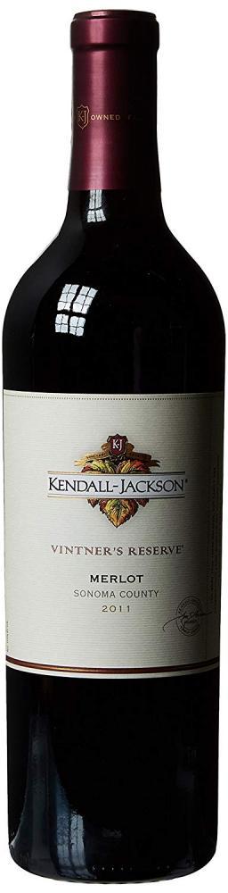 Kendall Jackson Vintners Reserve Chardonnay 750ml
