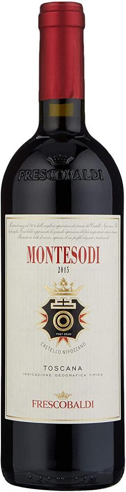 Marchesi de Frescobaldi Montesodi Chianti Rufina Riserva DOCG Tuscany Wine 750ml