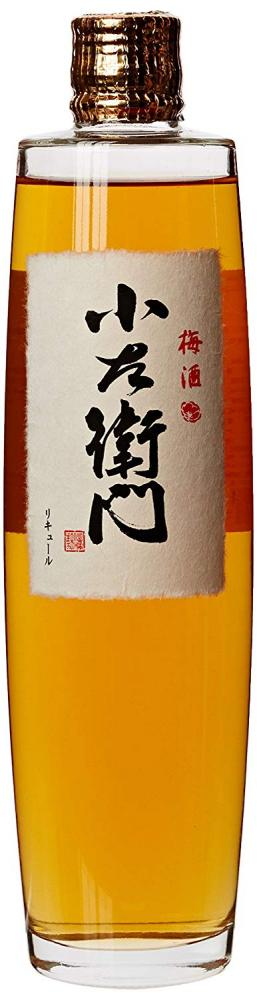 Kozaemon Umeshu Plum Flavoured Alcoholic Drink 500ml
