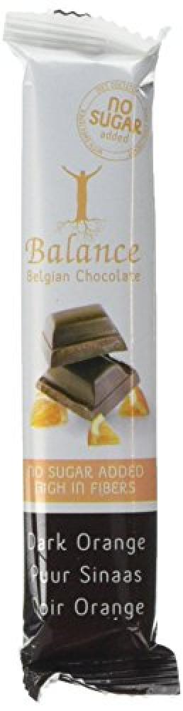 Balance Belgian Chocolate Dark Orange 35g