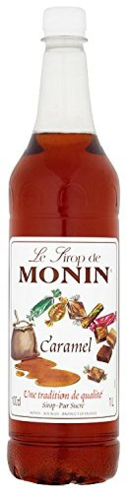 Monin Premium Caramel Syrup 1 L