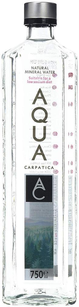 Aqua Carpatica Low Sodium Still Water 750ml