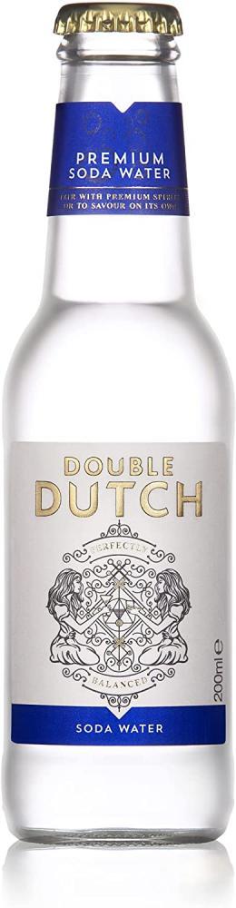 Double Dutch Soda Water 200 ml