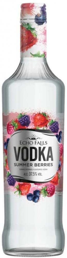Echo Falls Vodka Summer Berries 700ml