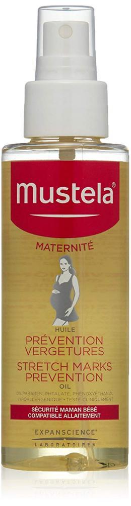 Mustela Maternite Stretch Marks Prevention Oil 105ml