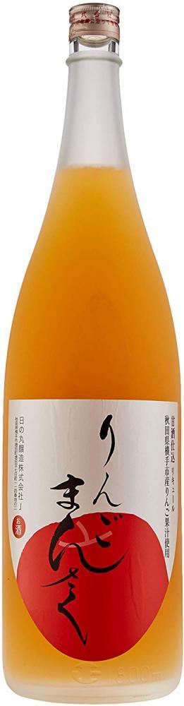 Ringo Mansaku Apple Sake 1800ml