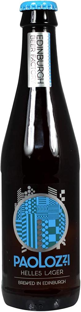 Paolozzi Helles Lager 330ml