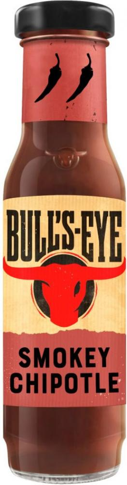 Bulls-Eye Smokey Chipotle Hot Sauce 265g