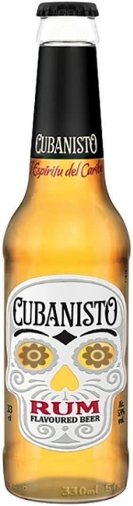 Cubanisto Rum Flavoured Beer 330ml