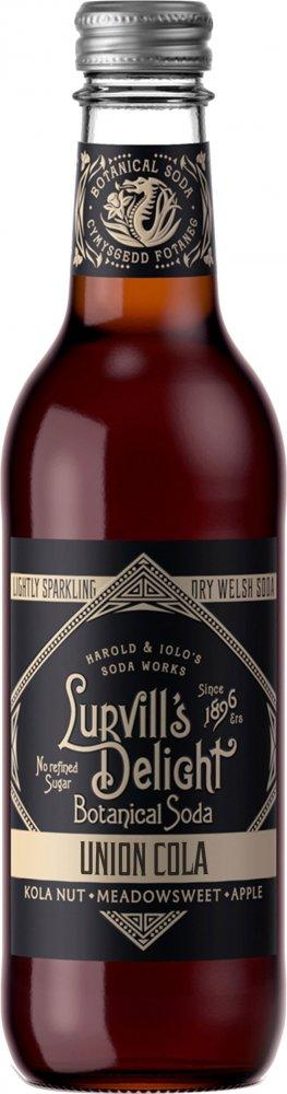 Lurvills Delight Union Cola Soda 330ml