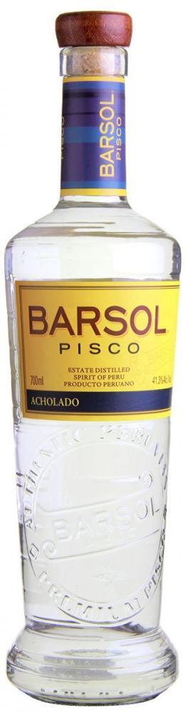 Barsol Selecto Acholado Pisco 70cl