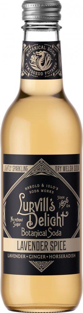 Lurvills Delight Lavender Spice 330ml