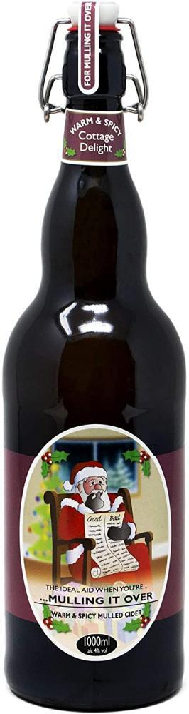 Cottage Delight Mulling It Over Festive Mulled Cider 1000ml