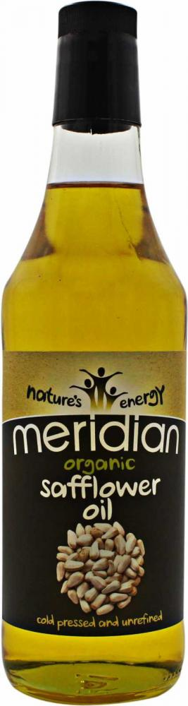 Meridan Organic Safflower Oil 500ml
