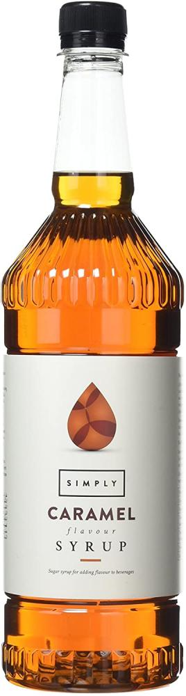 Simply Caramel Syrup 1 L