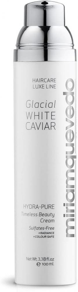 Miriam Quevedo Womens Glacial White Caviar Hydra-Pure Timeless Beauty Cream 100ml