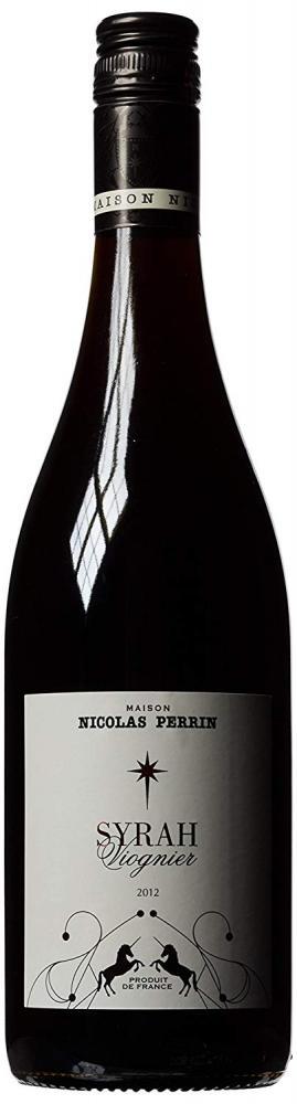 Nicolas Perrin Syrah Viognier Wine 75cl 2014