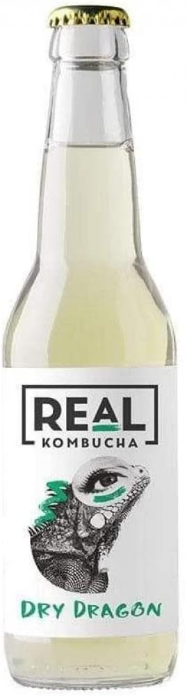 Real Kombucha Dry Dragon 275ml