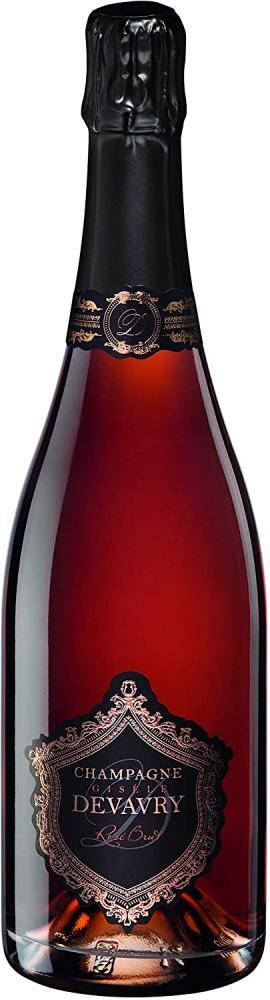Devavry Rose Champagne Brut 75cl