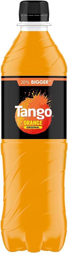Tango Orange Soft Drink 600ml
