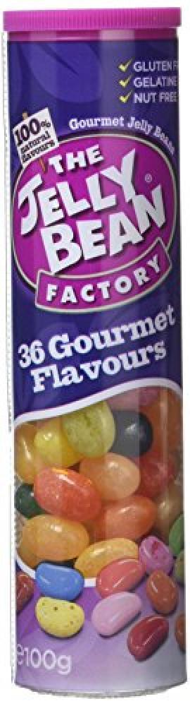 The Jelly Bean Factory Tube - Gourmet Beans 100 g