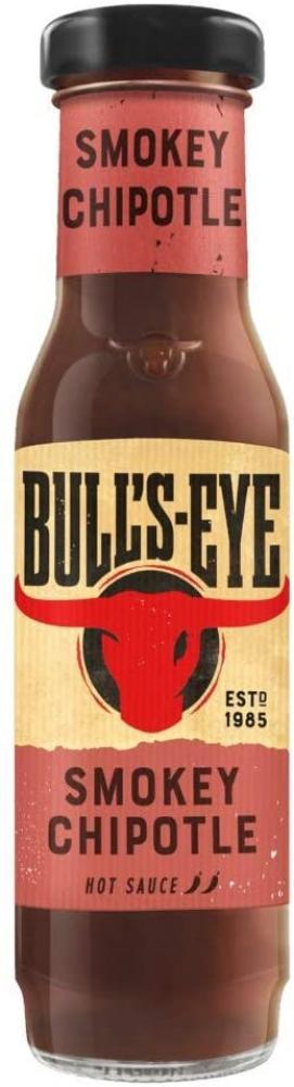 Bulls-Eye Smokey Chipotle BBQ Sauce 300ml