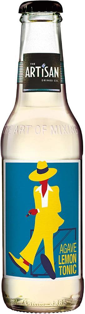 Artisan Agave Lemon Tonic Water 200ml