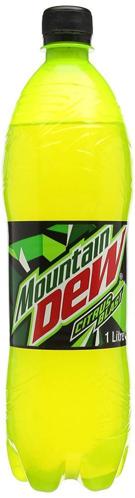 Mountain Dew Citrus Blast 1L