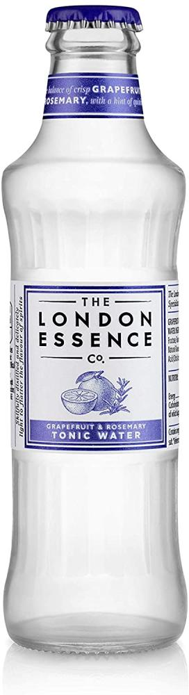 WEEKLY DEAL  The London Essence Co Grapefruit and Rosemary Tonic Water 200ml
