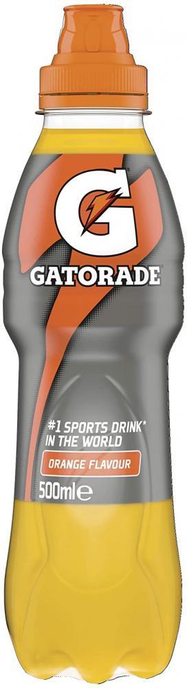 SALE  Gatorade Orange Flavour 500ml