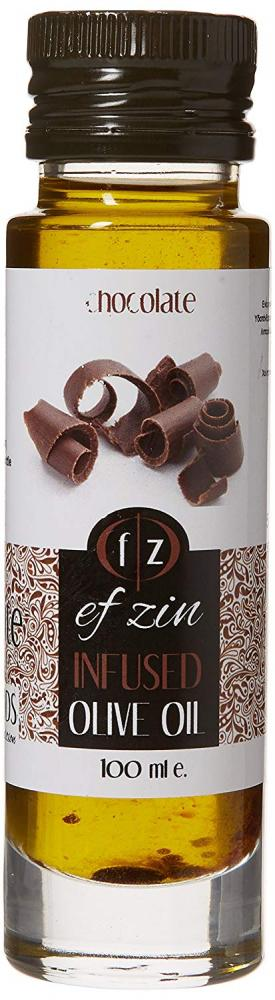 Ef Zin Aphrodite Chocolate Infused Greek Olive Oil 100ml