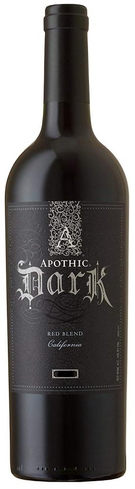 Apothic Dark Red Blend California 75cl