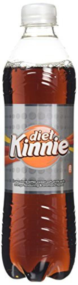 SALE  Kinnie Diet Orange Flavour And Aromatic Herbs 500 ml