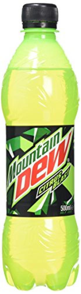 Mountain Dew Citrus Blast 500ml