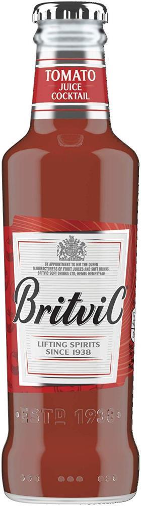 Britvic Tomato Juice 200ml