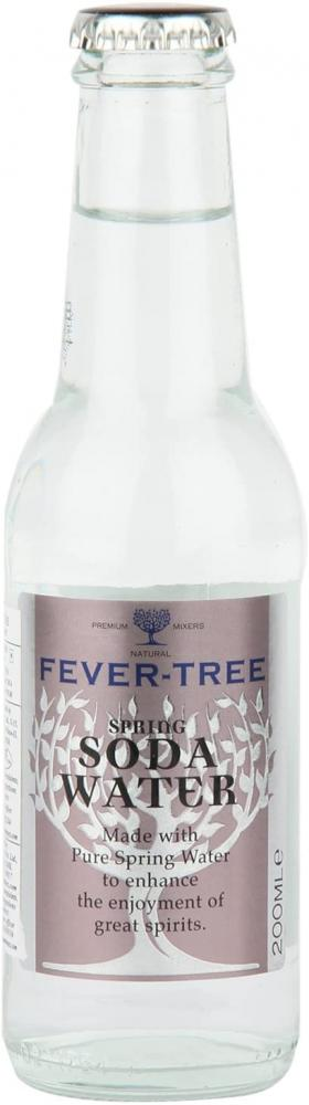Fever Tree Premium Soda Water 200ml