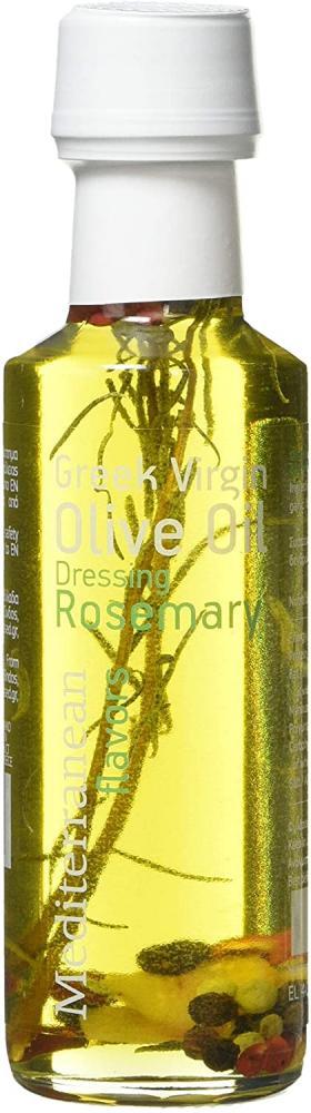 SALE  Greek Virgin Olive Oil Dressing Rosemary 100 ml