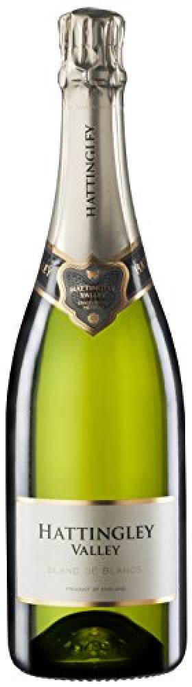 SUMMER SALE  Hattingley Valley Blanc de Blancs English Sparkling Wine 2011 75 cl