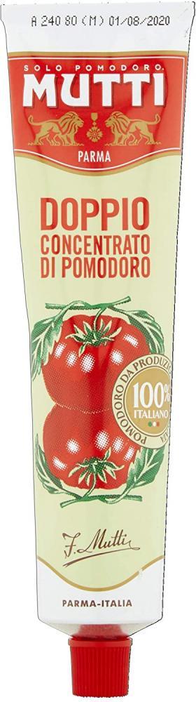 Mutti Double Concentrate Tomato Paste 130 g