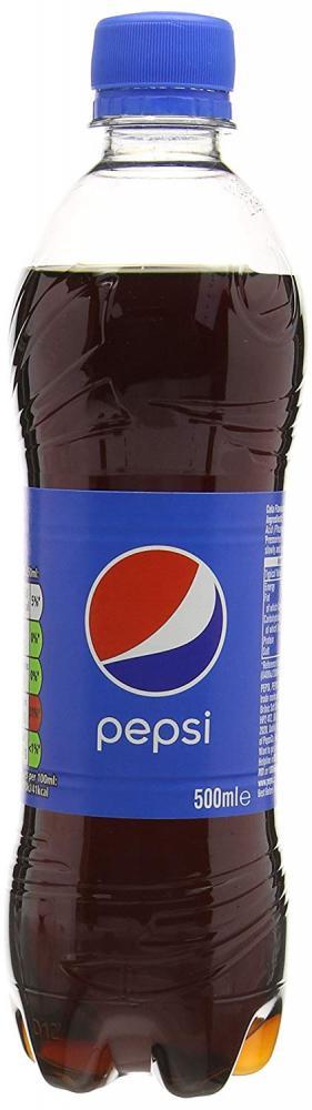 Pepsi Cola Bottle 500ml