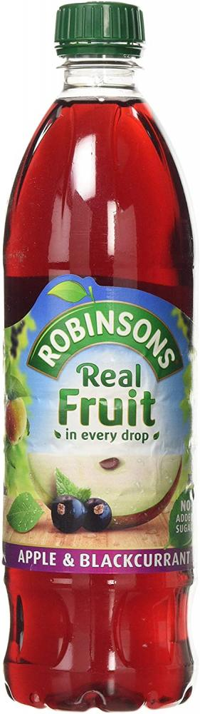 Robinsons Apple and Blackcurrant 1 Litre