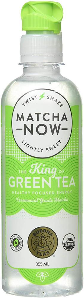 SALE  Matcha Now Lightly Sweet Organics Ceremonial Grade Matcha 355ml