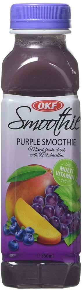 OKF Purple Blueberry Smoothie 350 ml