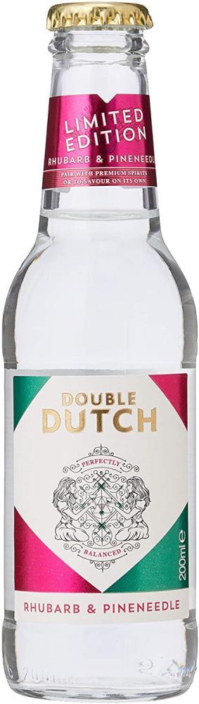 Double Dutch Rhubarb And Pineneedle 200 ml