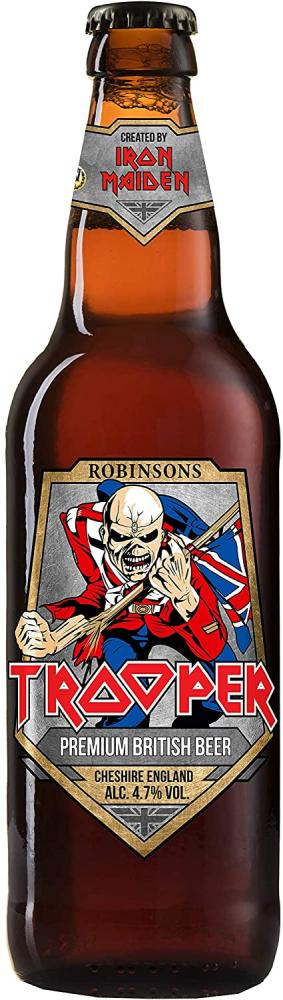 Robinsons Trooper Premium British Beer 500ml
